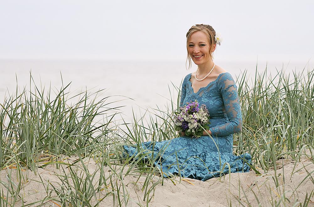 Hochzeitsfotograf: Trauung auf dem Fischerplatz in Sierksdorf
