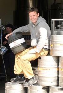 Tim Hennings eröffnete im Jahr 2013 im mecklenburgischen Leezen sein eigene kleine Handwerksbrauerei.